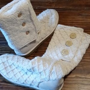 UGG Boots | Ugg Lattice Tall Cardy boots